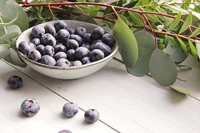 What to Eat for Glowing Skin - Blueberries