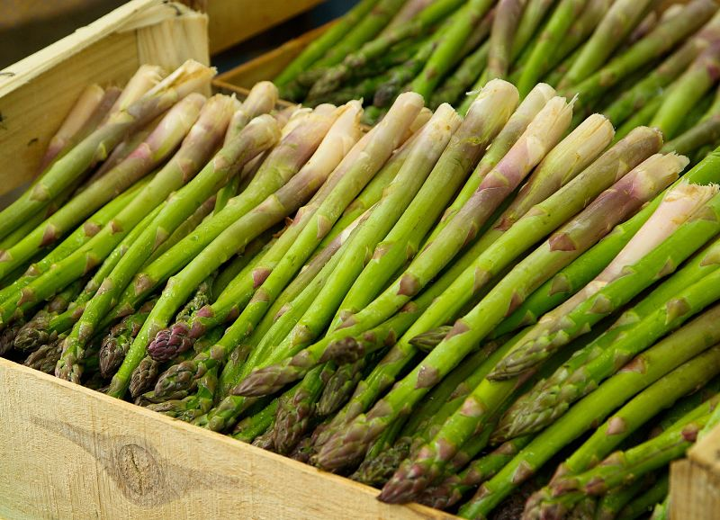 In Season Asparagus