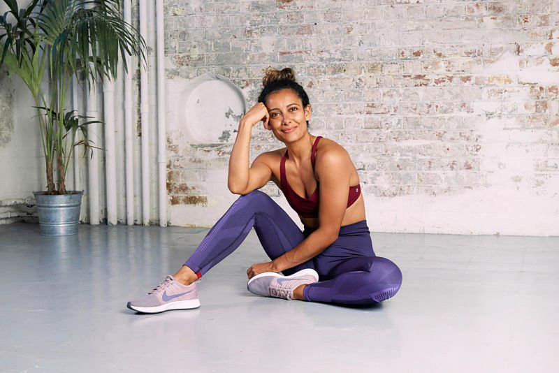 Health hero Shona Vertue