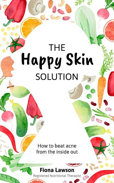 The Happy Skin Solution Cover