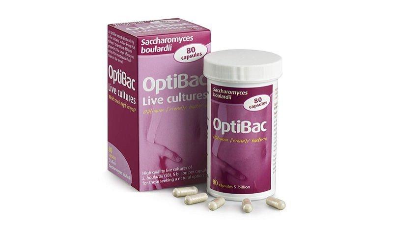 Optibac Saccharomyces boulardii