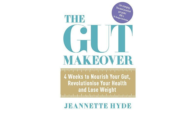 The Gut Makeover book cover